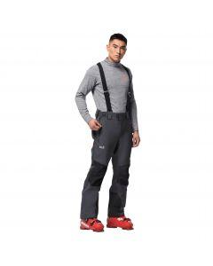 Spodnie narciarskie męskie SOLITUDE MOUNTAIN PANTS M ebony