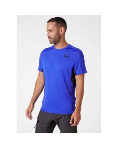 Koszulka termoaktywna Helly Hansen Lifa Active Mesh royal blue