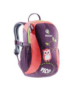 Plecak dla dziecka Deuter Pico plum/coral