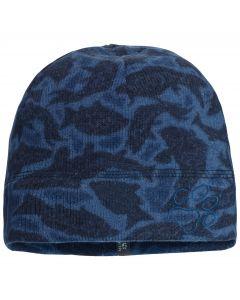 Czapka dziecięca PRINT CAP KIDS night blue all over