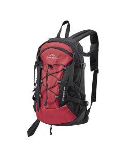Plecak turystyczny Fjord Nansen GERANGER 20 SOLID red/black