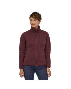 Polar damski Patagonia Better Sweater Jacket chicory red