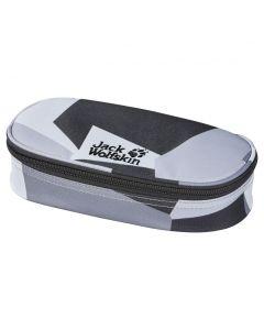 Piórnik szkolny TRIANGLE BOX grey geo block