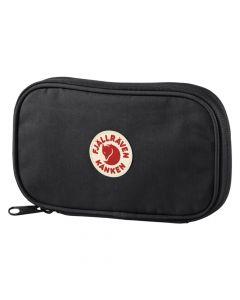 Portfel Fjallraven Kanken Travel Wallet black 550