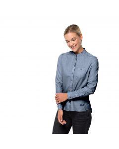 Koszula damska NAKA RIVER SHIRT W lapiz blue
