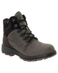 Skórzane buty męskie JACK TEXAPORE MID M dark steel / black