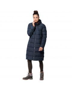 Płaszcz puchowy damski CRYSTAL PALACE COAT midnight blue