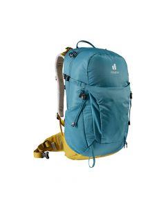 Damski plecak Deuter Trail 24 SL denim/turmeric