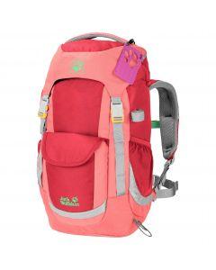 Plecak turystyczny dla dzieci KIDS EXPLORER 20 Tulip Red