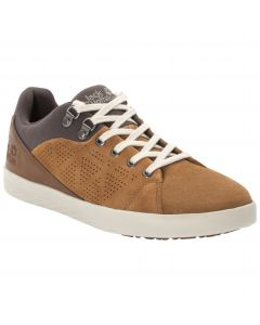 Buty męskie  AUCKLAND LOW M desert brown / dark steel