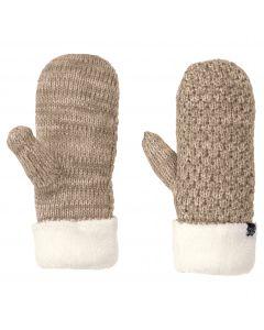 Rękawice zimowe  HIGHLOFT KNIT MITTEN WOMEN Beige