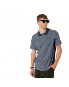 Koszulka męska PIQUE POLO MEN night blue