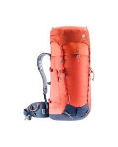 Plecak wspinaczkowy Deuter Guide Lite 30+ papaya/navy NEW