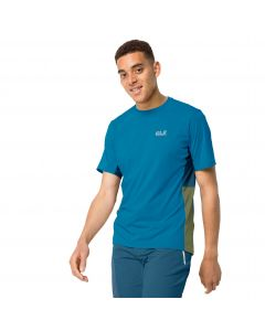 Koszulka termoaktywna męska NARROWS T M blue jewel