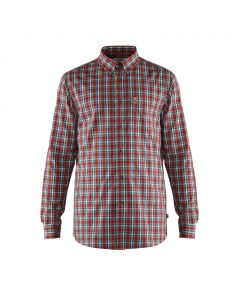 Koszula Fjallraven Ovik Shirt deep red