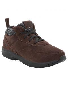 Buty sportowe dla dzieci CITY BUG TEXAPORE LOW K dark brown / black