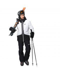 Męska kurtka narciarska BIG WHITE JACKET M black