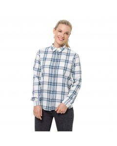 Koszula damska PASSENGER SHIRT W Frost Blue Checks