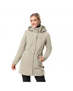 Płaszcz damski 3w1 OTTAWA COAT dusty grey