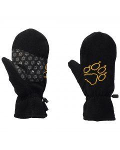Rękawiczki dziecięce FLEECE MITTEN KIDS black