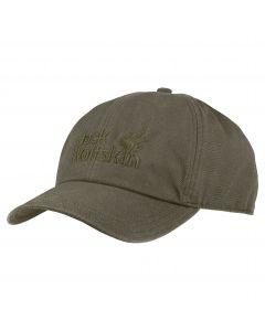 Czapka z daszkiem BASEBALL CAP Grape Leaf