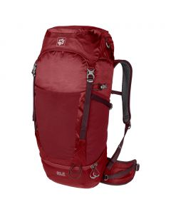 Plecak KALARI TRAIL 42 PACK red maroon