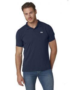 Koszulka szybkoschnąca męska Helly Hansen DRIFTLINE POLO navy