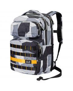 Plecak szkolny TRT SCHOOL PACK grey geo block