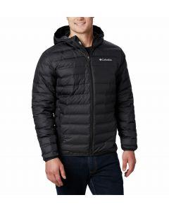 Kurtka puchowa Columbia Lake 22 Down hooded Jacket black