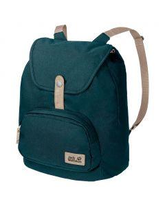 Plecak LONG ACRE teal green