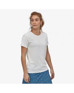 T-shirt Patagonia Capilene® Cool Daily Shirt white