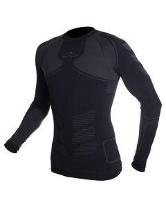 Koszulka ARE LONG SHIRT MEN black/graphite