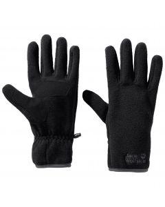 Rękawiczki polarowe ARTIST ECOSPHERE GLOVE black