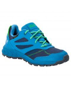 Buty dla dzieci WOODLAND TEXAPORE LOW K blue / green