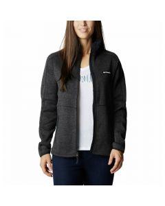 Damska bluza Columbia Sweater Weather Full Zip black