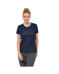 Koszulka ROCK CHILL LOGO T WOMEN midnight blue