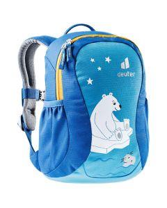 Plecak dla przedszkolaka Deuter Pico azure/lapis