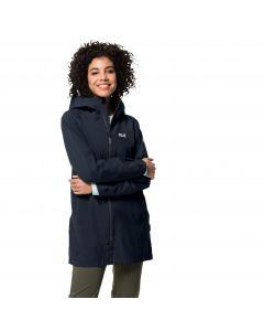 Płaszcz damski JWP COAT W Night Blue