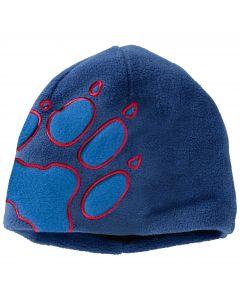 Czapka dla dziecka FRONT PAW HAT KIDS royal blue