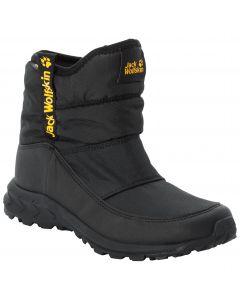Śniegowce dziecięce WOODLAND TEXAPORE WT MID K black / burly yellow XT