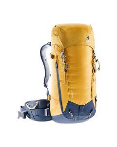 Plecak trekkingowy Deuter Guide 34+ curry/navy