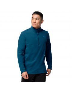 Bluza polarowa męska GECKO dark cobalt