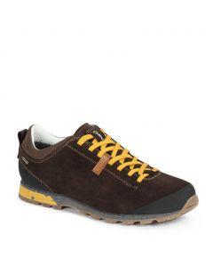 Buty na wędrówki AKU Bellamont III Suede GTX dk.brown/yellow