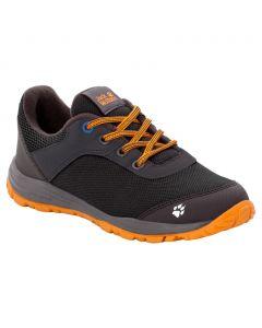 Buty dziecięce KIWI LOW K dark grey / orange