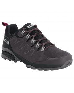 Buty hikingowe damskie REFUGIO TEXAPORE LOW W Dark Steel / Purple