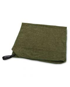 Ręcznik szybkoschnący Pinguin Terry Towel L olive