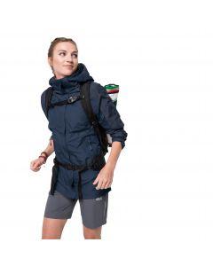 Kurtka trekkingowa damska BRECON RANGE JKT W dark indigo