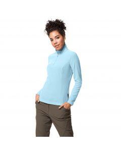 Bluza polarowa damska GECKO WOMEN frosted blue