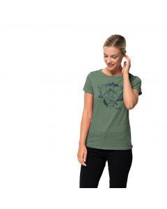 Damski T-shirt HANA T W ming green