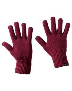 Rękawice MILTON GLOVE dark ruby